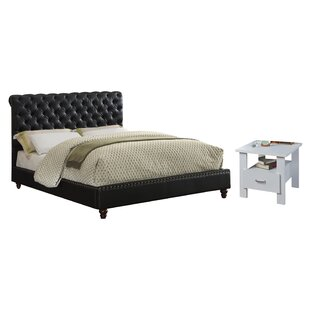 Montanez Queen Panel Configurable Bedroom Set
