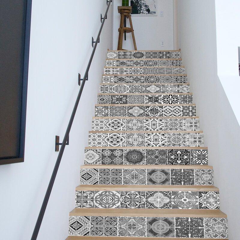 World Menagerie Arla Tiles Wall Decal Reviews Wayfair