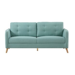 Buy luxury Cortright Loveseat by George Oliver Reviews (2019) & Buyer's Guide