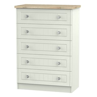Zenfield 5 Drawer Chest By 17 Stories
