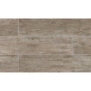 Santa Monica 8 x 24 Porcelain Wood Tile