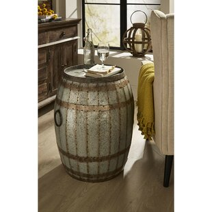 Reclaimed Wine Barrel Tables Wayfair