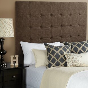 Darby Home Co Dawn Full Upholstered Panel Headboard