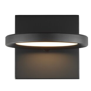 Kentwood Wall 1-Light LED Swing Arm by Mercer41