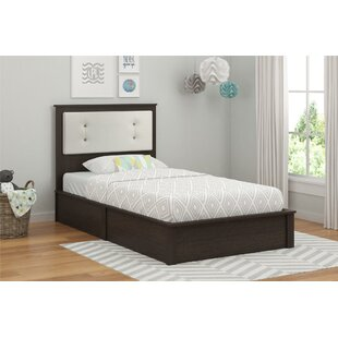 Great choice Wes Twin Platform Bed by Mack & Milo Reviews (2019) & Buyer's Guide