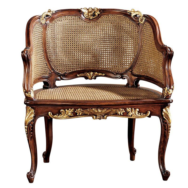 Amazing Louis XV French Armchair