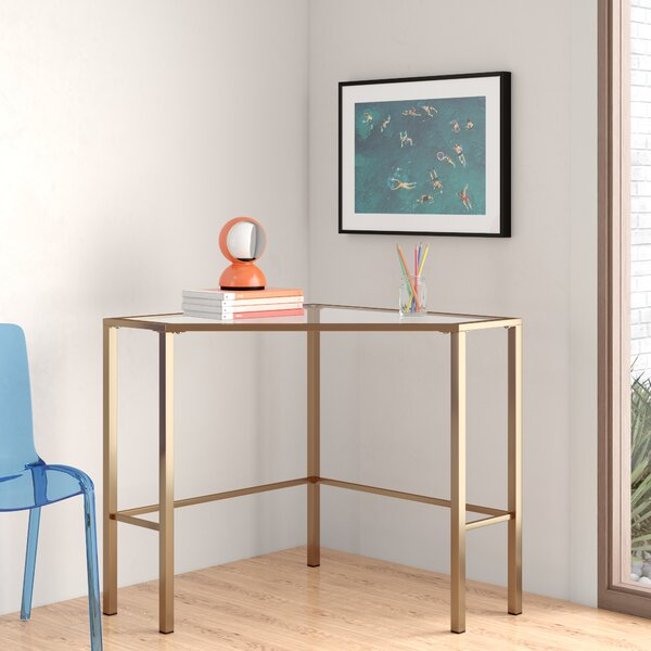 Modern & Contemporary Modern Corner Desk | AllModern