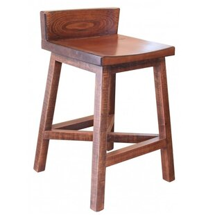 Wein 24 Bar Stool (Set of 2) Gracie Oaks
