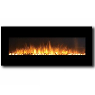 Baretta Wall Mounted Electric Fireplace by Orren Ellis