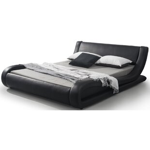 Find the perfect Melrose Upholstered Platform Bed by Wade Logan Reviews (2019) & Buyer's Guide