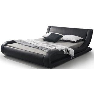 Best Melrose Upholstered Platform Bed by Wade Logan Reviews (2019) & Buyer's Guide
