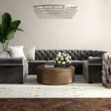 Esai 142'' Right Hand Facing Sectional by Willa Arlo Interiors