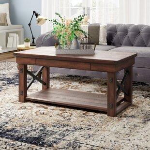 Gladstone Coffee Table by Laurel Foundry Modern Farmhouse