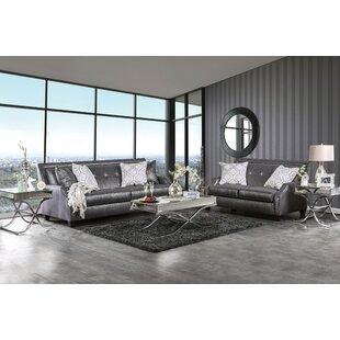 House of Hampton Olivia Configurable Living Room Set