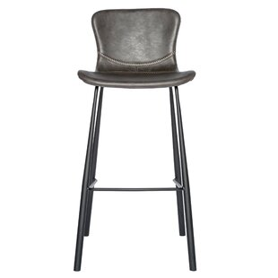 Mald 30 Bar Stool (Set of 2) Wrought Studio