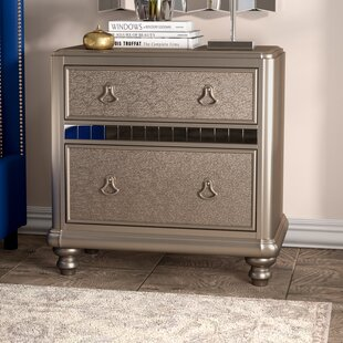 Annunziata 2 Drawer Nightstand by Willa Arlo Interiors