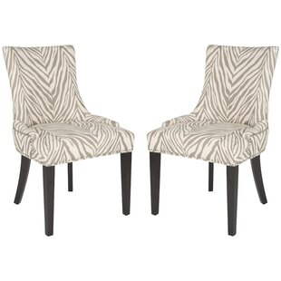 World Menagerie Shirly Parsons Chair (Set of 2)