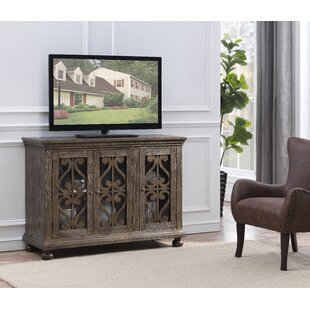 Look for Caigan TV Stand for TVs up to 50 by Ophelia & Co. Reviews (2019) & Buyer's Guide