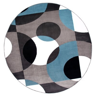 Blue Round Rugs You Ll Love In 2020 Wayfair