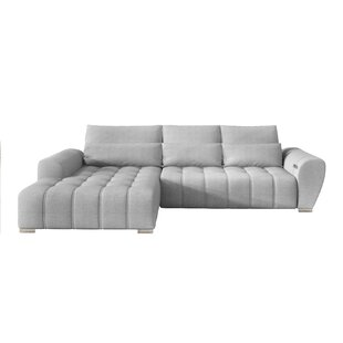 Orren Ellis Long Sleeper Sectional
