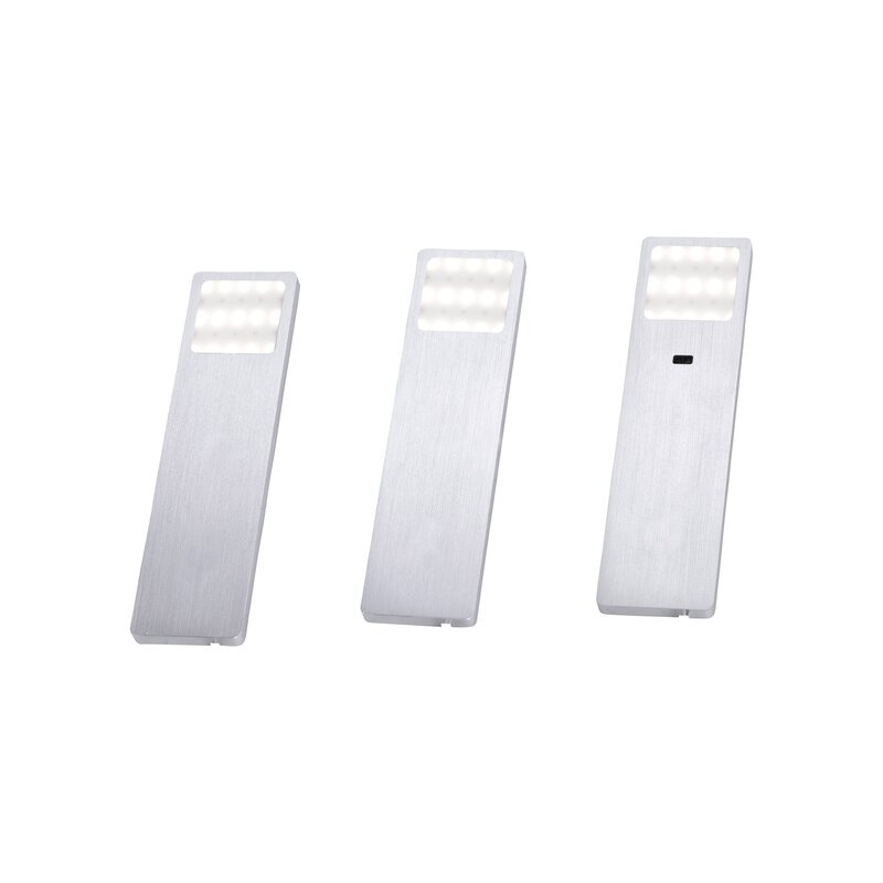 paul neuhaus 19 cm led lichtband set bewertungen. Black Bedroom Furniture Sets. Home Design Ideas