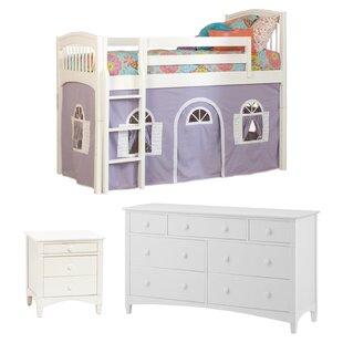 Superbe Bonneau Loft 8 Piece Bedroom Set
