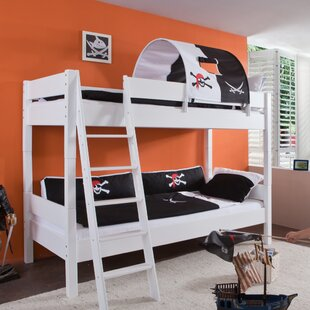 Fairhope European Single Bunk Bed With Tunnel By Zoomie Kids