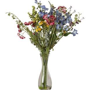 Garden Silk Flower Arrangement