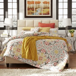 Ivy Bronx Ruthanne Upholstered Panel Bed