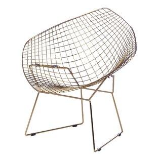Farmersville Papasan Chair (Set of 2) by Ivy Bronx