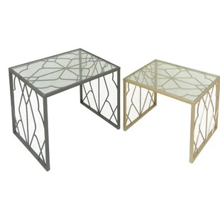 2 Piece Nesting Tables by Sage..