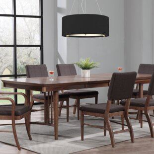 Compare prices Chau Dining Table ByGeorge Oliver
