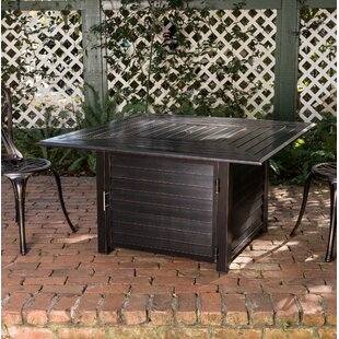 Palmetto Aluminum Propane Fire Pit Table