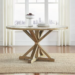 Round Kitchen & Dining Tables You\'ll Love   Wayfair