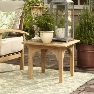 Birch Lane™ Summerton Teak Side Table
