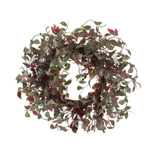 Review 42cm Berry Wreath