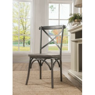 Mayhew Dining Chair (Set of 2) Gracie Oaks