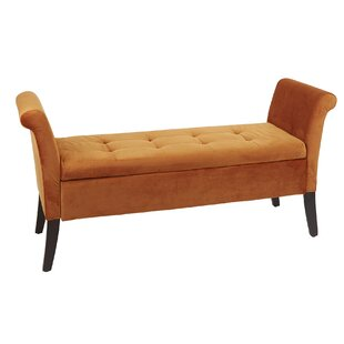 Neilson Upholstered Storage Bench