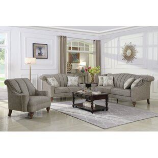 Moorefield Configurable Living Room Set by Canora Grey