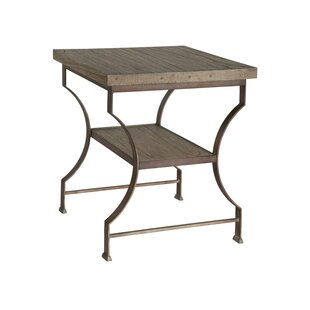Alegria End Table by Found..