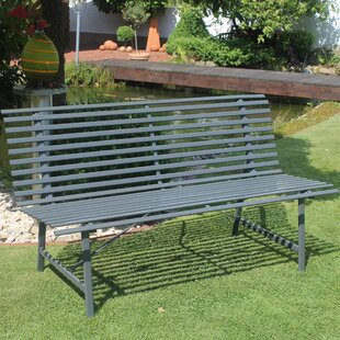 Ruskin Metal Bench By Sol 72 Outdoor