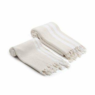 Swynford 2 Piece Turkish Cotton Towel Set