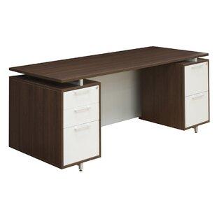 Brayden Studio Maverick Executive Desk