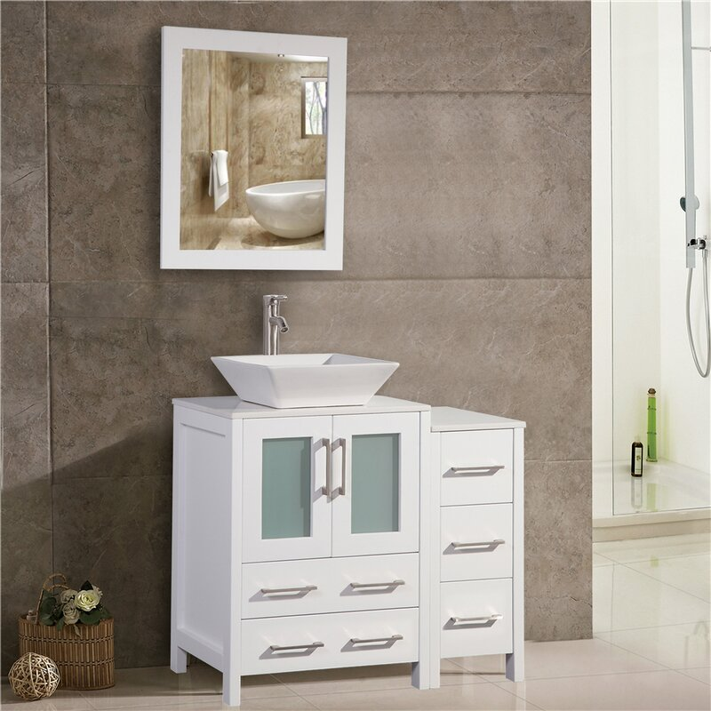Vanity Art Megaria Cabinet   Item# 11333
