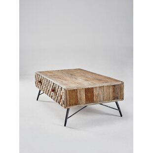 Dario Coffee Table by Corrigan Studio