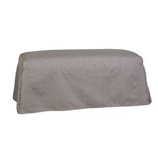 Copeland Tailored Slipcover Upholstered Bench