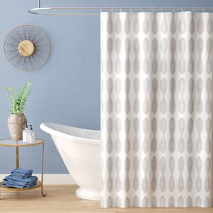 Avi Fronds Single Shower Curtain