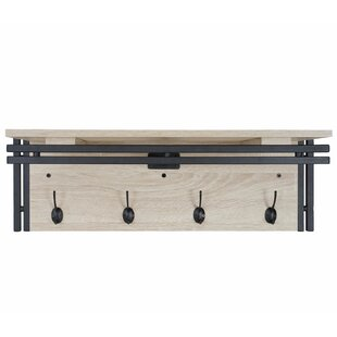 Lindeman Wall Mounted Coat Rack By 17 Stories
