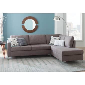Fantastic Bickel Reversible Sectional Evergreenethics Interior Chair Design Evergreenethicsorg