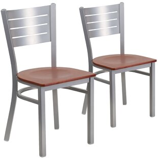 Alvera Dining Chair (Set of 2) by Ebern D..